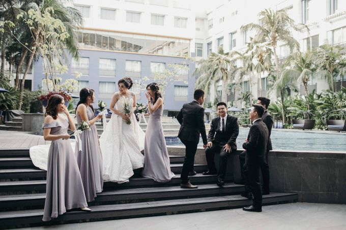 Leo & Jessica Wedding by Levin Pictures - 045