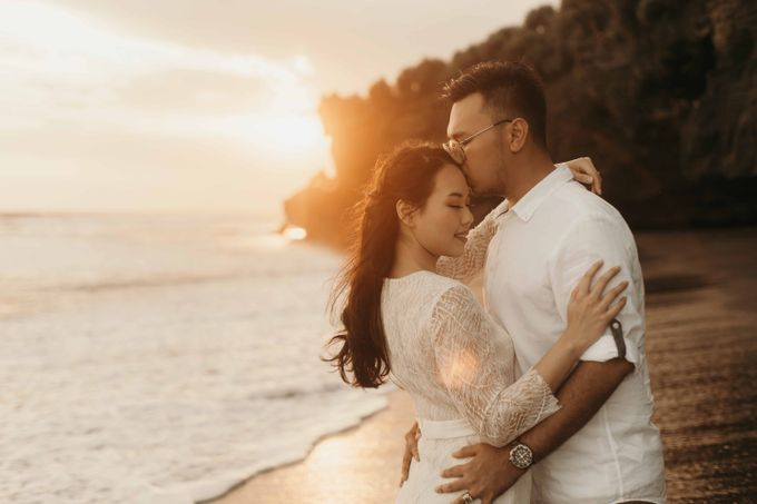 Ricky & Cindy Bali Prewedding by Levin Pictures - 024