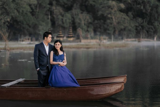 Ignatius & Aurin Bali Prewedding by Levin Pictures - 001