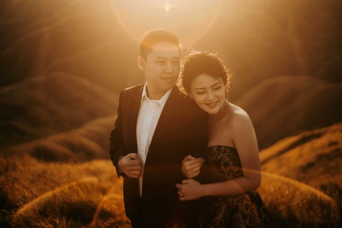Alfredo & Jesslyn Sumba Prewedding by Levin Pictures - 001
