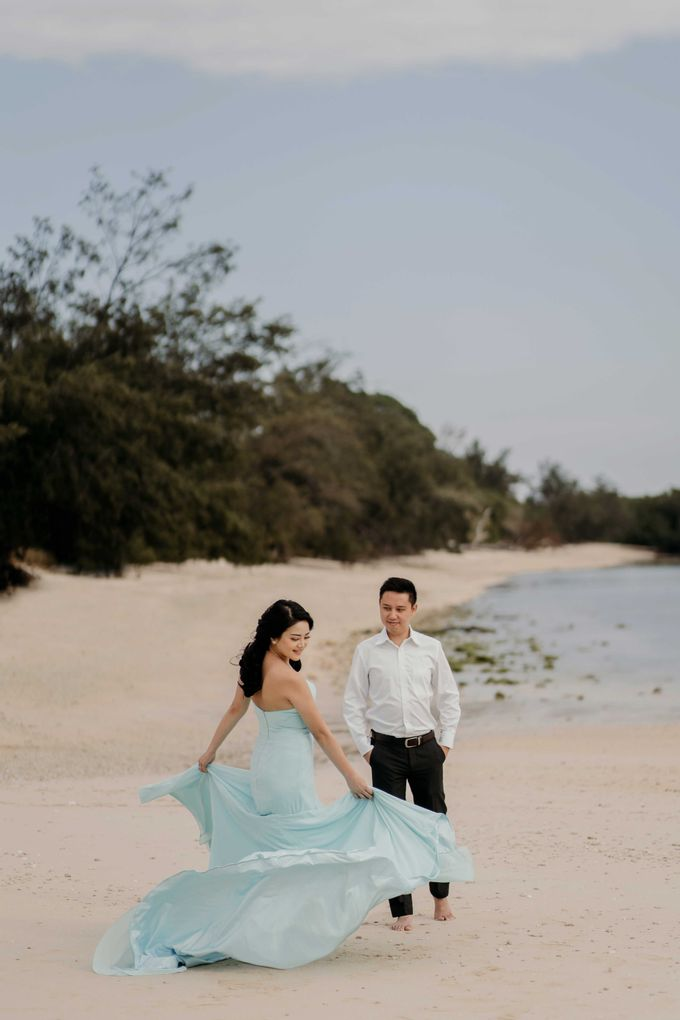 Alfredo & Jesslyn Sumba Prewedding by Levin Pictures - 023