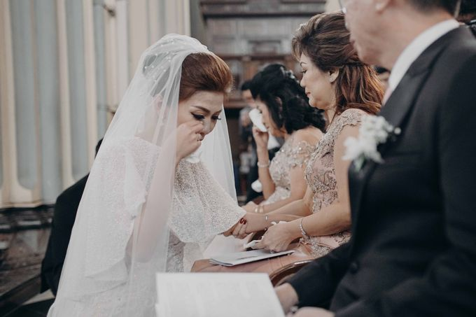 Rommy & Sansan Wedding by Levin Pictures - 040