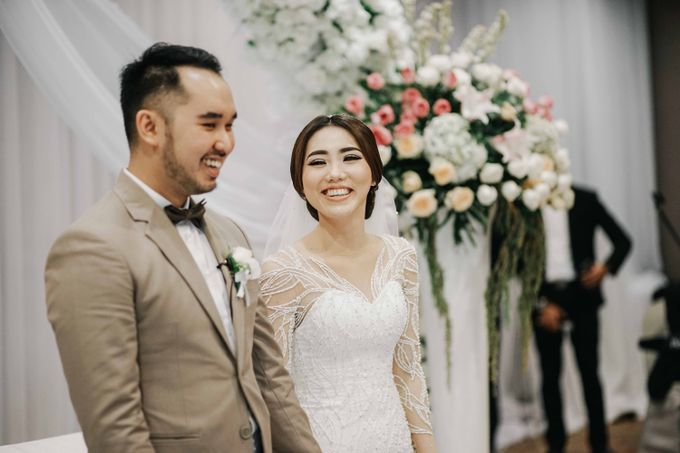 Arvian & Patricia Wedding by Levin Pictures - 036