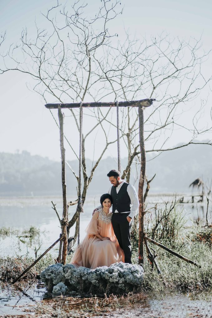 Andrew & Agnes Bali Prewedding by Levin Pictures - 013
