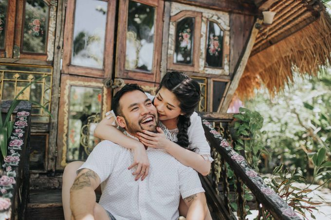 Andrew & Agnes Bali Prewedding by Levin Pictures - 016