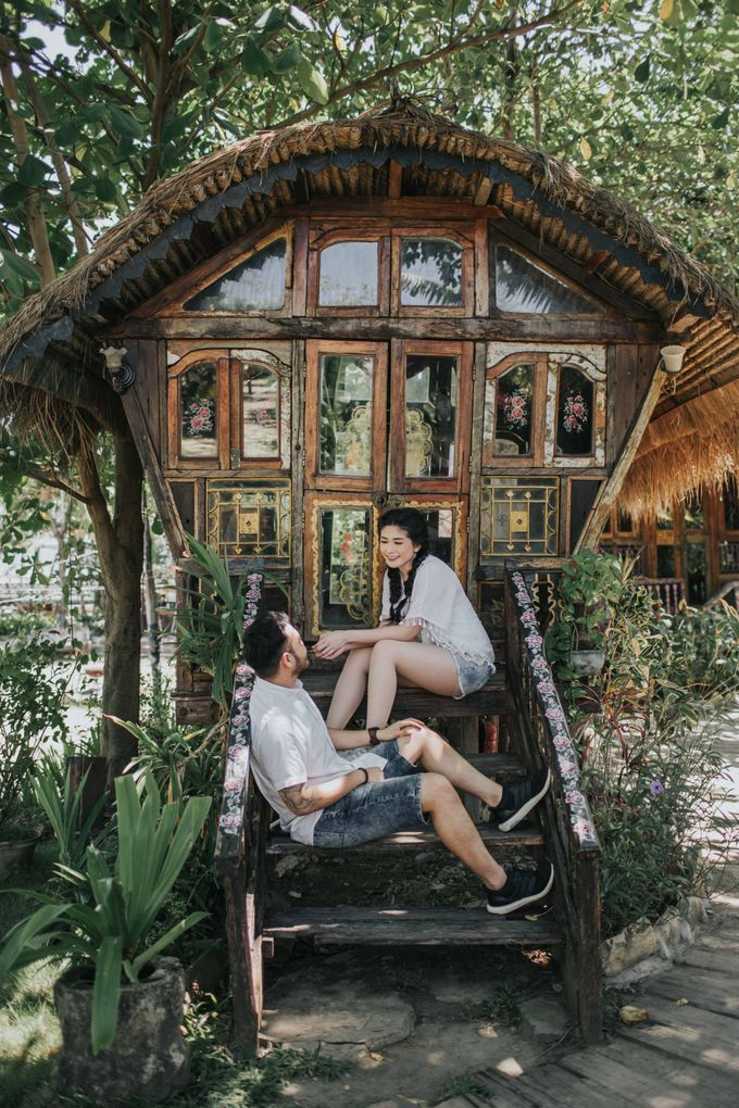 Andrew & Agnes Bali Prewedding by Levin Pictures - 015