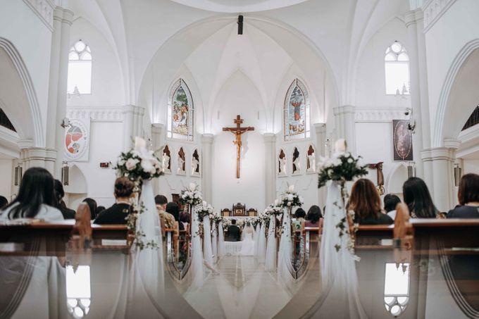 Gran & Floretta Wedding by DESPRO Organizer - 011