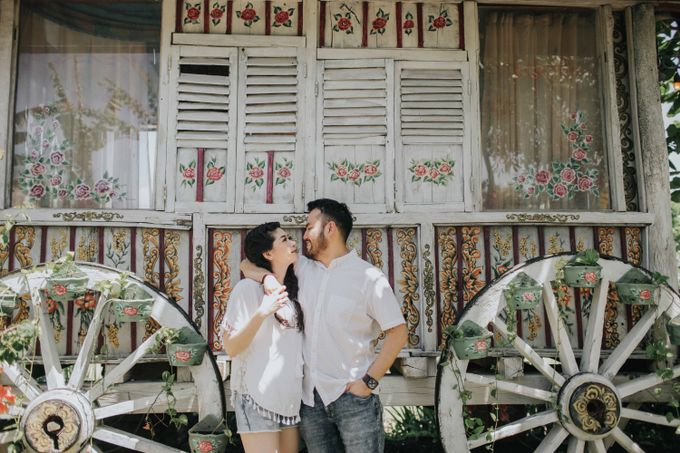 Andrew & Agnes Bali Prewedding by Levin Pictures - 017