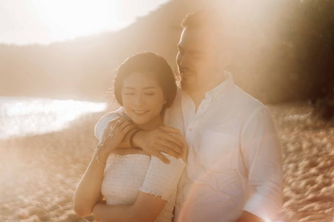 Andrew & Agnes Bali Prewedding by Levin Pictures - 027