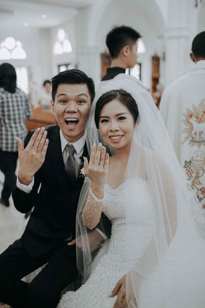 Gran & Floretta Wedding by DESPRO Organizer - 002
