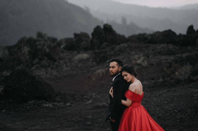 Andrew & Agnes Bali Prewedding by Levin Pictures - 047