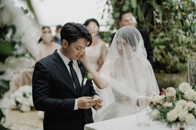 The wedding of Hendry & Chyntara by Ivow Wedding - 001
