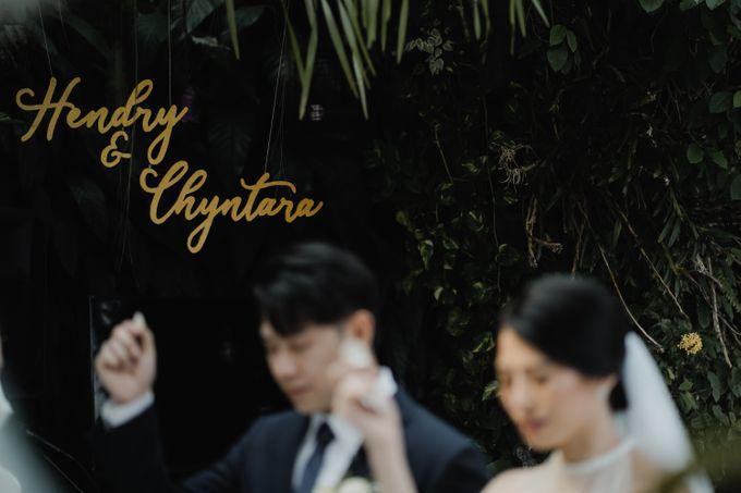The wedding of Hendry & Chyntara by Ivow Wedding - 002
