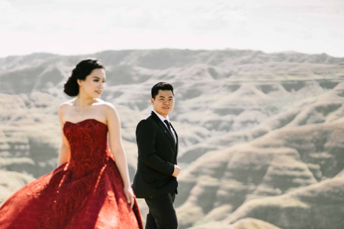 Mison & Yovita Sumba Prewedding by Levin Pictures - 002