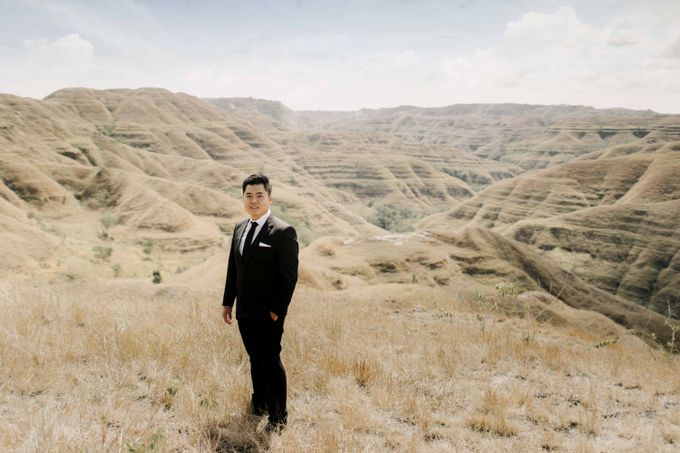 Mison & Yovita Sumba Prewedding by Levin Pictures - 006