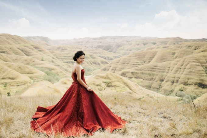 Mison & Yovita Sumba Prewedding by Levin Pictures - 007