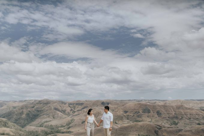 Mison & Yovita Sumba Prewedding by Levin Pictures - 009