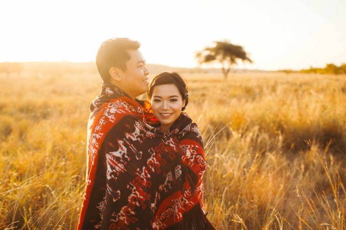 Mison & Yovita Sumba Prewedding by Levin Pictures - 027