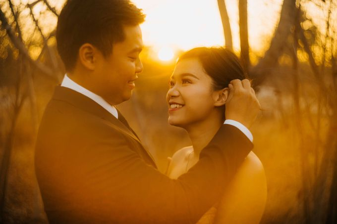 Mison & Yovita Sumba Prewedding by Levin Pictures - 028