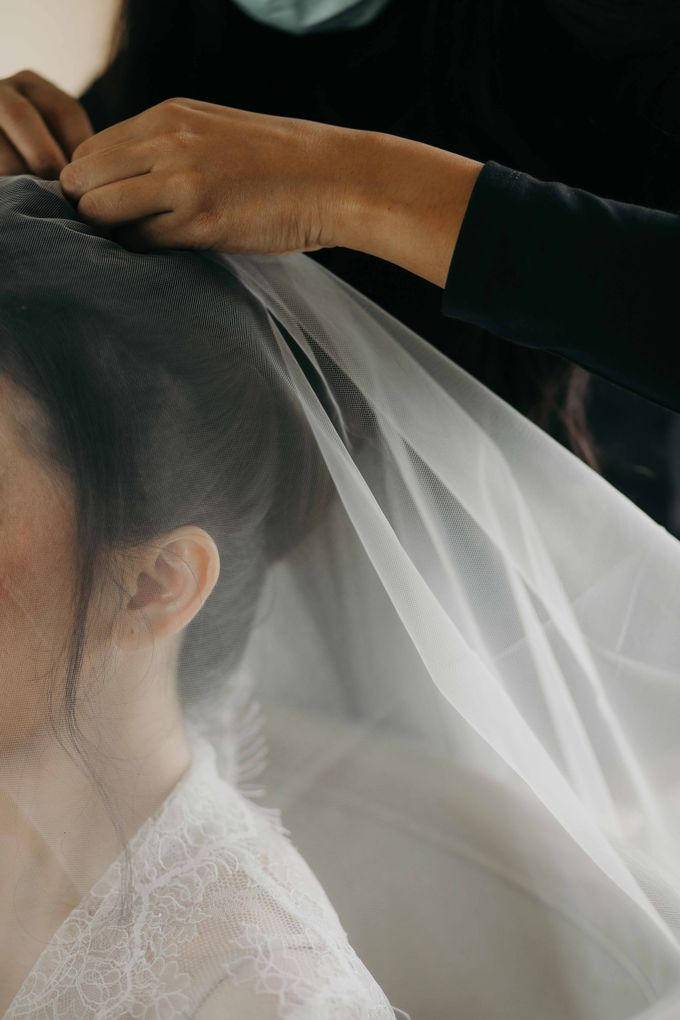 Hendri & Christine Bali Wedding by Levin Pictures - 006
