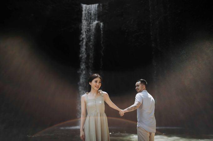 Arvian & Patricia Bali Prewedding by Levin Pictures - 010
