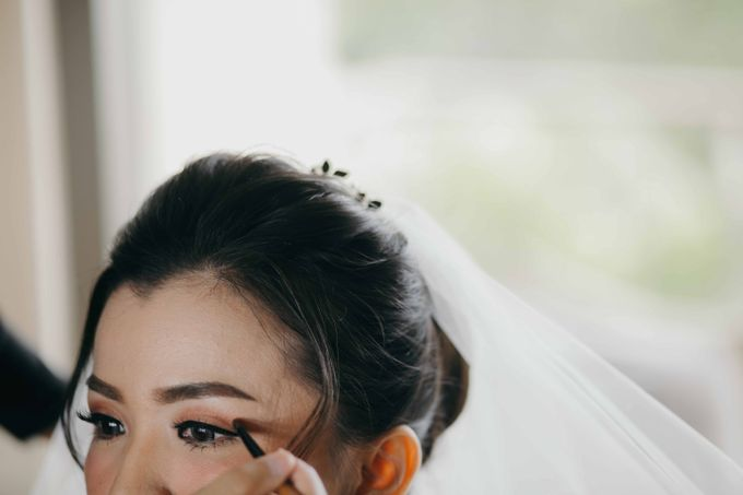 Hendri & Christine Bali Wedding by Levin Pictures - 004