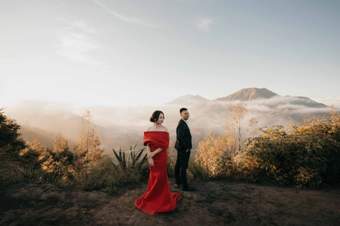Ricky & Cindy Bali Prewedding by Levin Pictures - 002