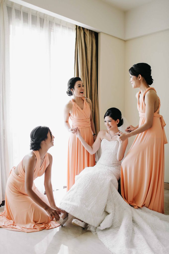 Andrew & Agnes Bali Wedding - Preparation by Levin Pictures - 011