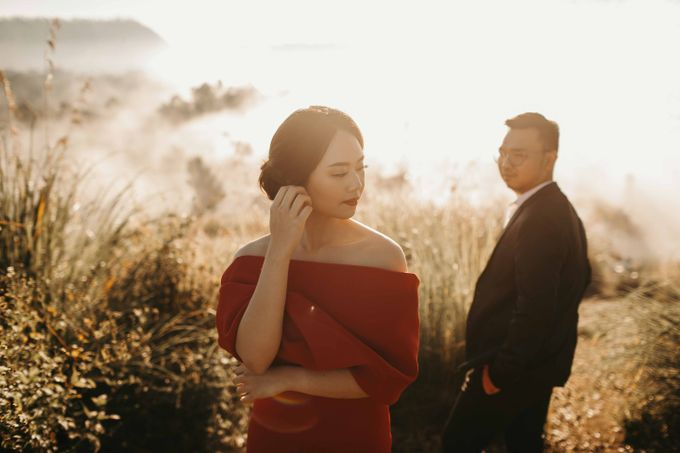 Ricky & Cindy Bali Prewedding by Levin Pictures - 003