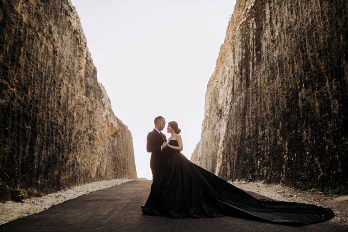 Arvian & Patricia Bali Prewedding by Levin Pictures - 014