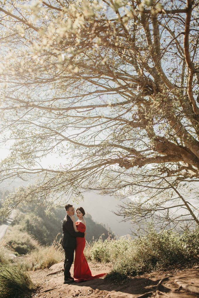 Ricky & Cindy Bali Prewedding by Levin Pictures - 005