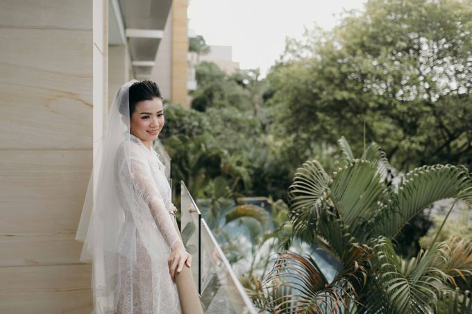 Hendri & Christine Bali Wedding by Levin Pictures - 008