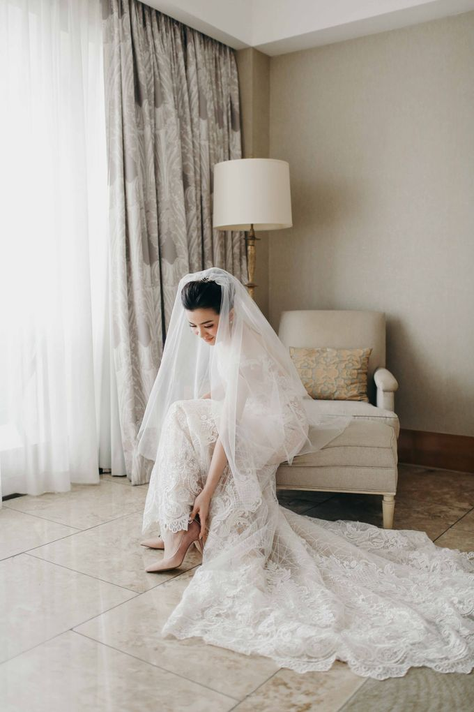 Hendri & Christine Bali Wedding by Levin Pictures - 012