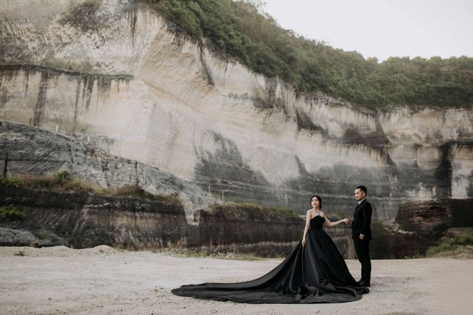Arvian & Patricia Bali Prewedding by Levin Pictures - 012