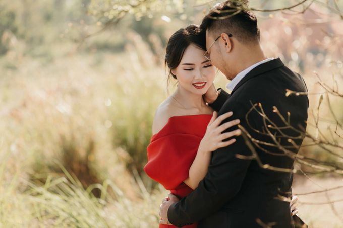Ricky & Cindy Bali Prewedding by Levin Pictures - 004