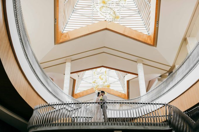 Hendri & Christine Bali Wedding by Levin Pictures - 020