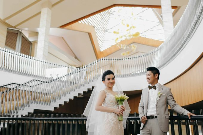Hendri & Christine Bali Wedding by Levin Pictures - 021