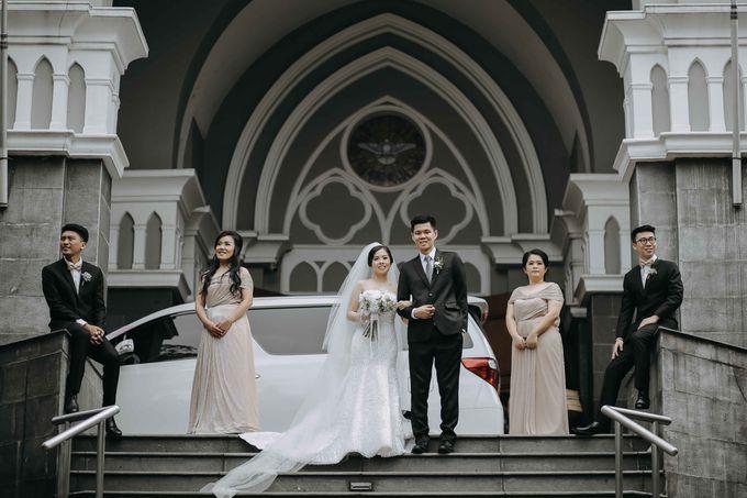 Gran & Floretta Wedding by DESPRO Organizer - 009