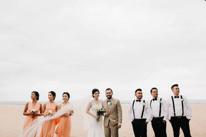 Andrew & Agnes Bali Wedding - Holy Matrimony by Levin Pictures - 047