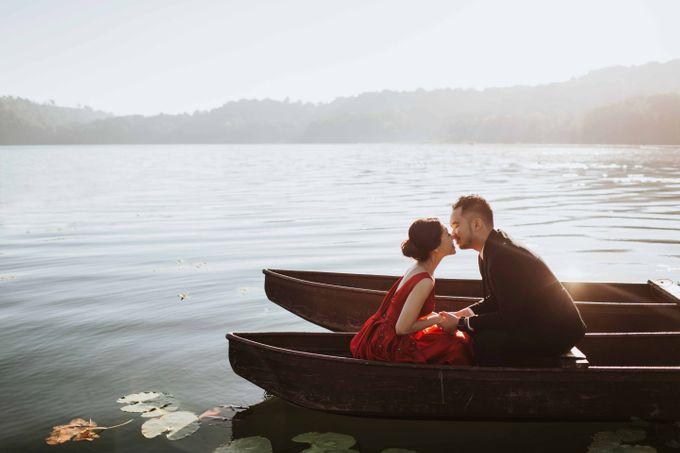 Arvian & Patricia Bali Prewedding by Levin Pictures - 017