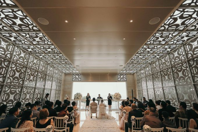 Hendri & Christine Bali Wedding by Levin Pictures - 024