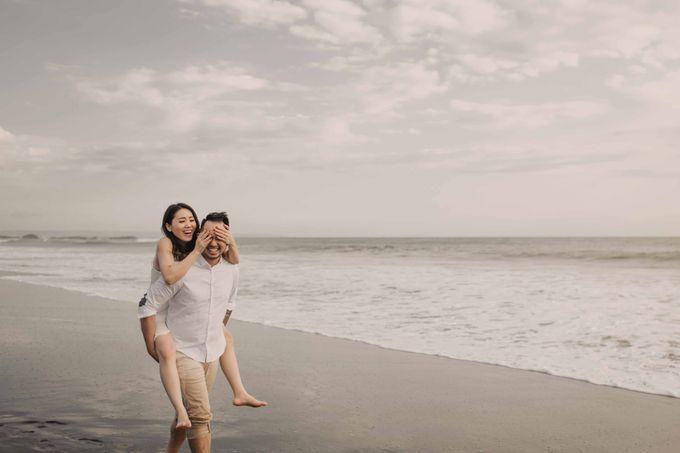 Arvian & Patricia Bali Prewedding by Levin Pictures - 020
