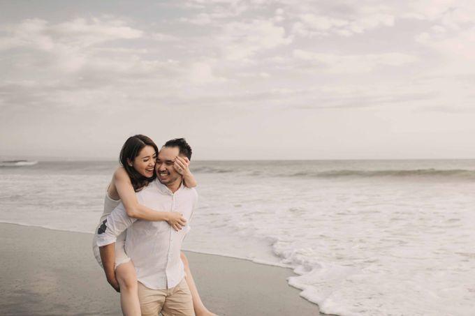 Arvian & Patricia Bali Prewedding by Levin Pictures - 021