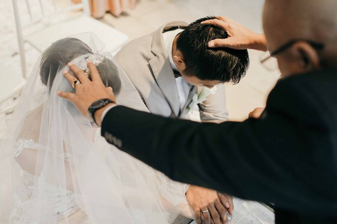 Hendri & Christine Bali Wedding by Levin Pictures - 027