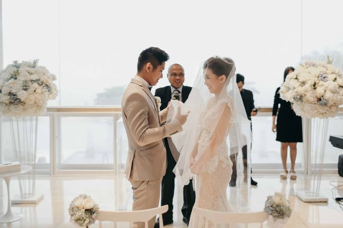 Hendri & Christine Bali Wedding by Levin Pictures - 028