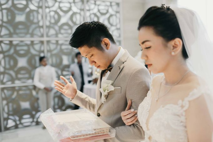Hendri & Christine Bali Wedding by Levin Pictures - 029