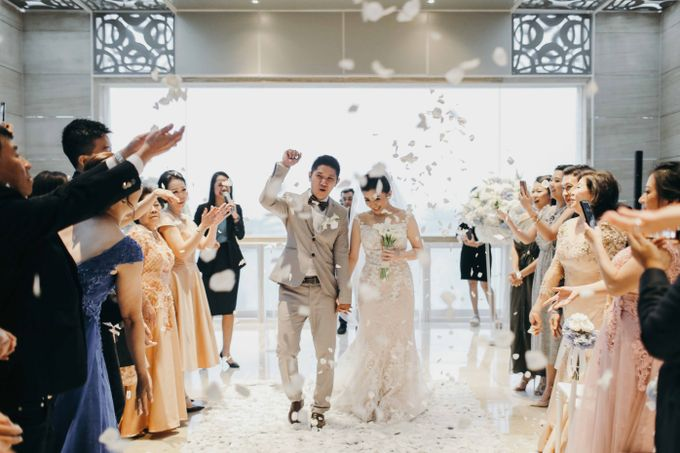 Hendri & Christine Bali Wedding by Levin Pictures - 031