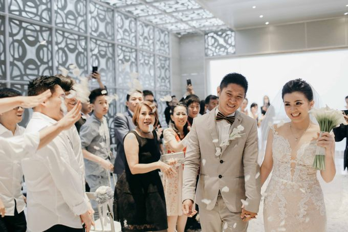 Hendri & Christine Bali Wedding by Levin Pictures - 032