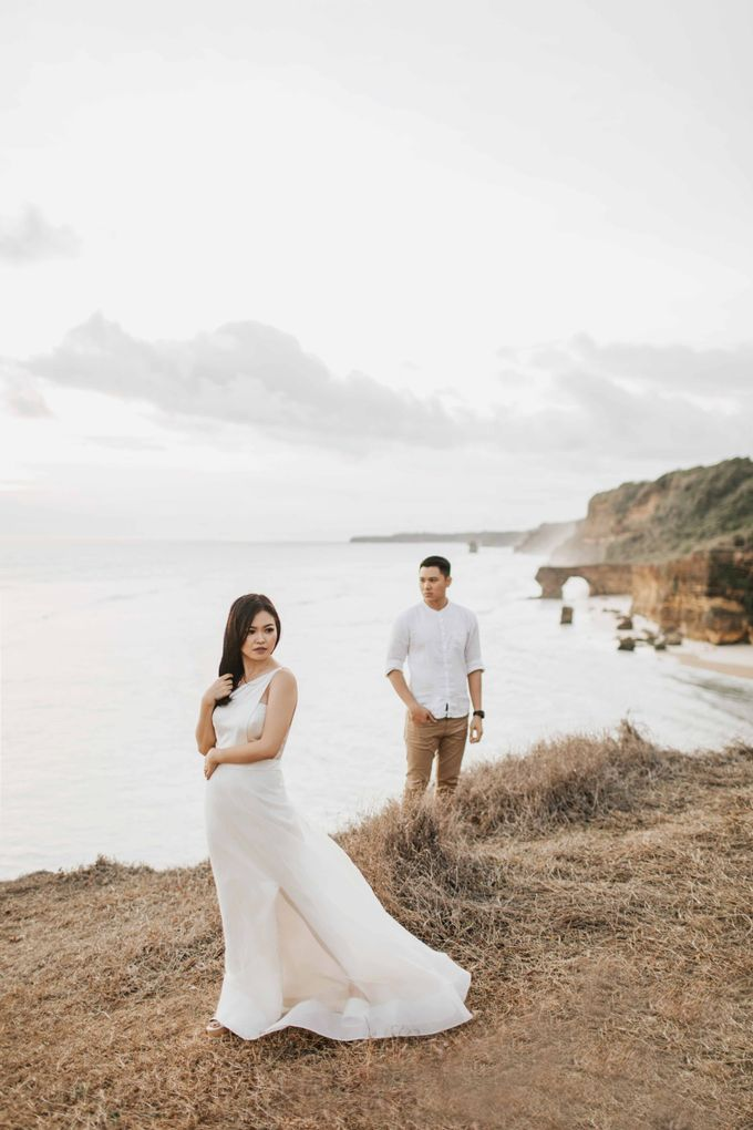 Alvin & Rosa Sumba Prewedding by Levin Pictures - 015