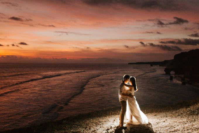 Alvin & Rosa Sumba Prewedding by Levin Pictures - 020
